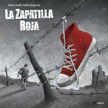 libros infantiles y juveniles para educar en la paz: la zapatilla roja