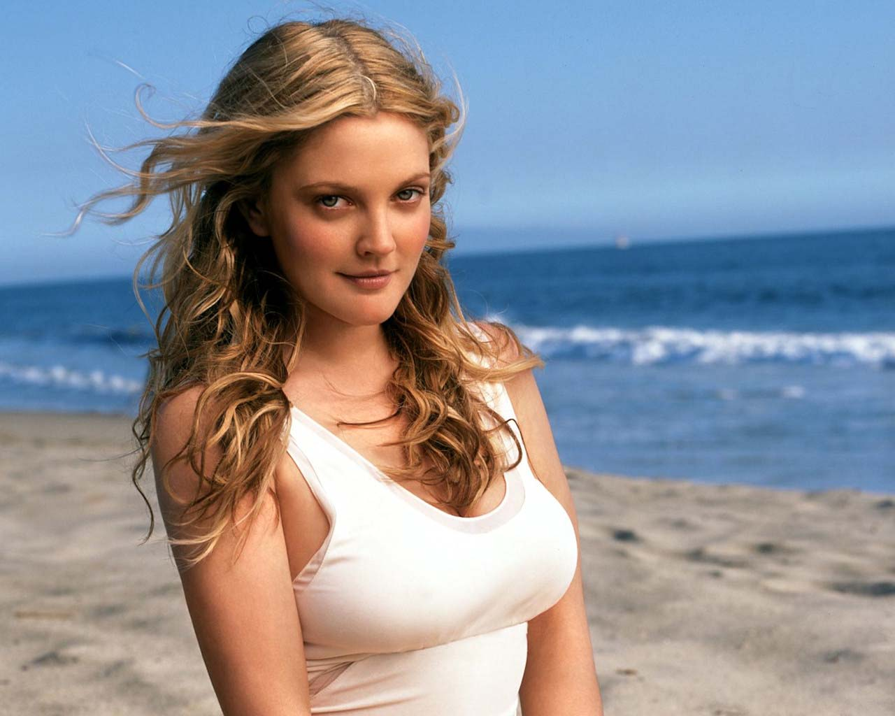 drew barrymore sexy video