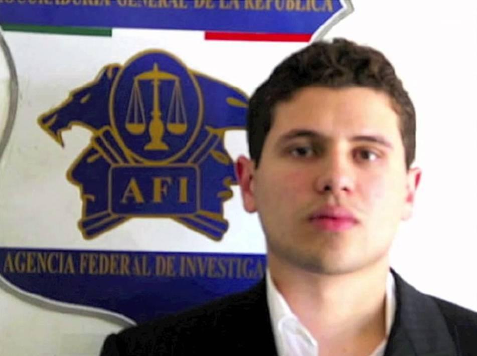 """""""No pienso opinar ni declarar nada, el tiempo se encargará de eso"""" dice Iván Archivaldo Guzmán"""