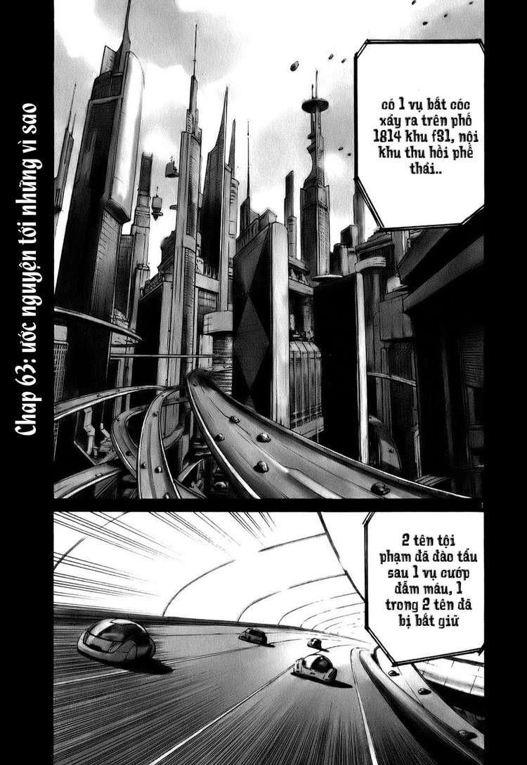 Pluto chapter 63 trang 3