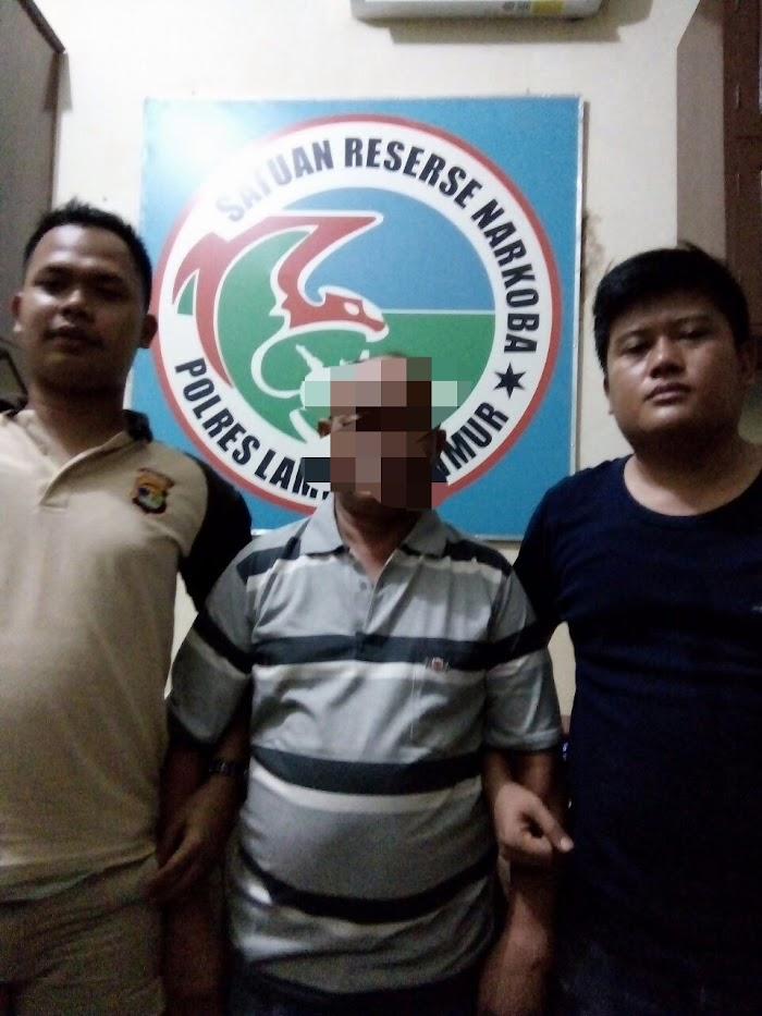 PNS Mengedarkan Narkoba Ketangkap Polisi