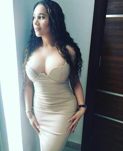 index Photo: Actress,Caroline Danjuma flaunts boobs in new photo