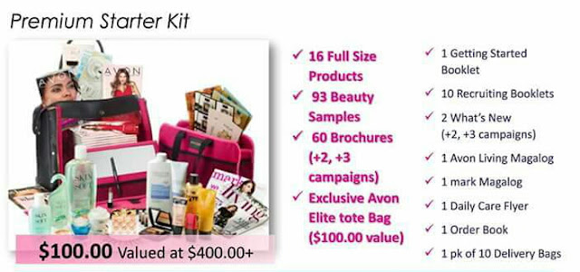 Premium Started Kit $100.