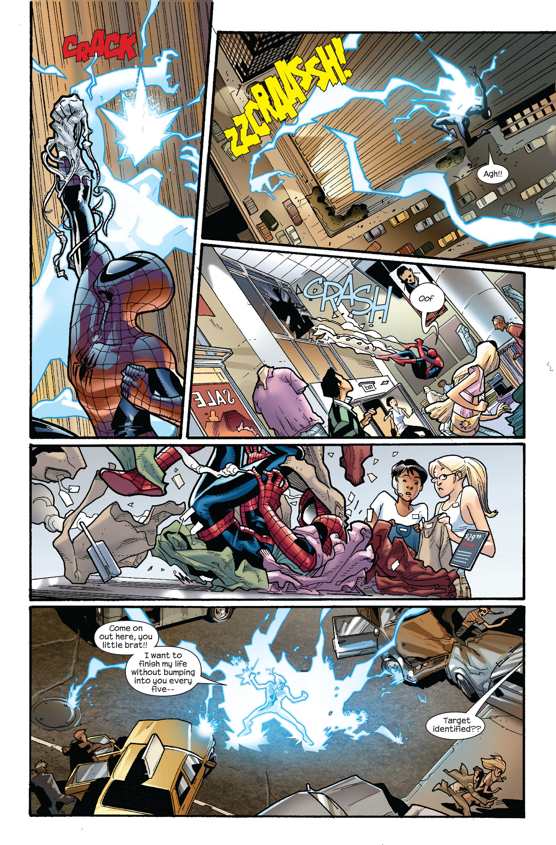 Read online Ultimate Spider-Man (2000) comic -  Issue #114 - 17