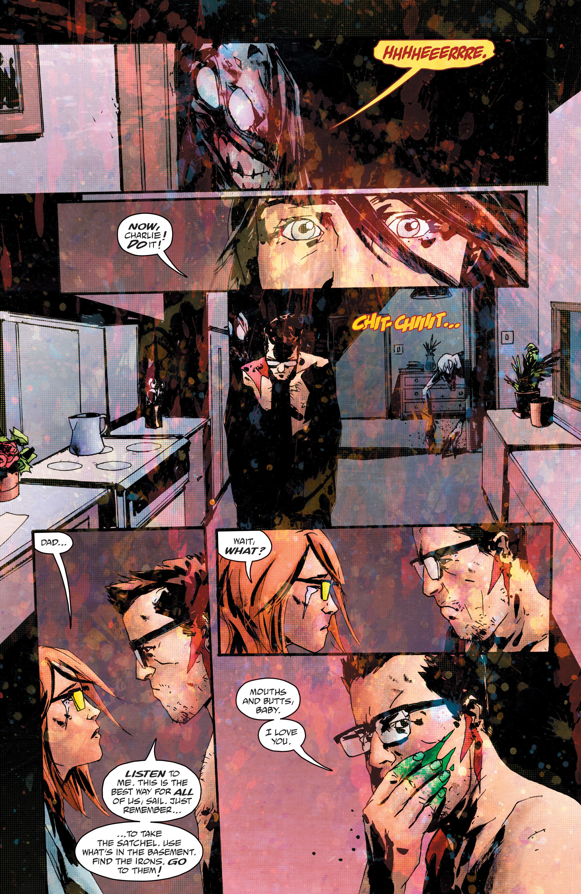 Read online Wytches comic -  Issue #6 - 26