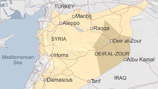 al-Bukamal syria