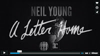 """Neil Young"", ""Promo-Video"", ""A Letter Home"""