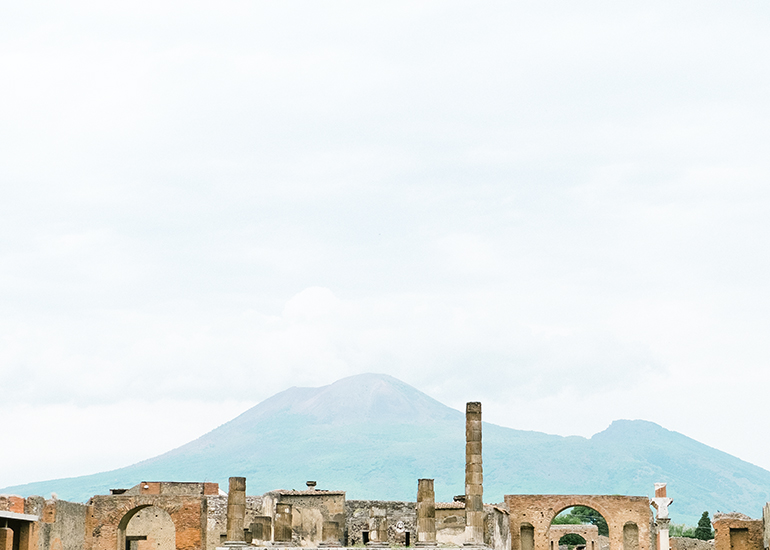 Day Trip to Pompeii - 12 Days in Italy