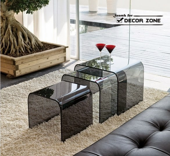 25 coffee table design ideas for modern living room   Home Design ...