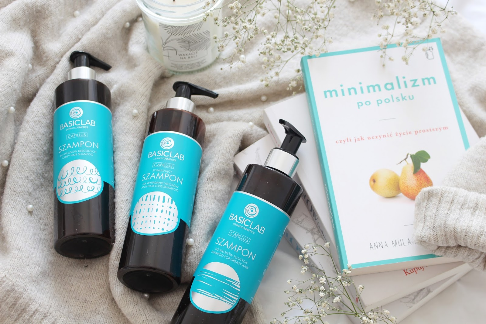 basiclab szampon przeciw wypadaniu włosów opinie