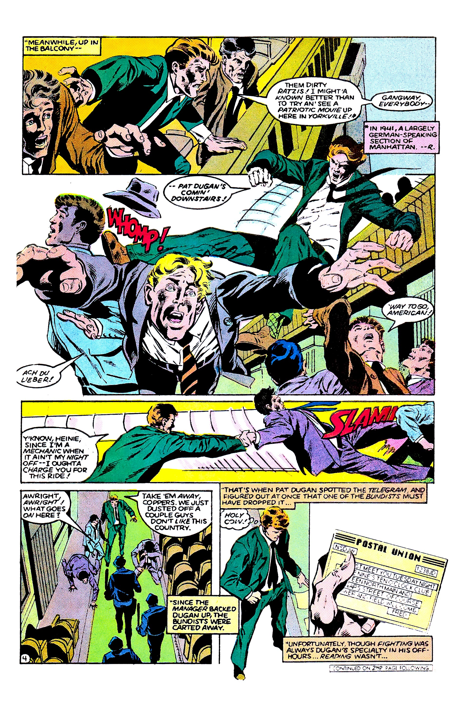 Read online Secret Origins (1986) comic -  Issue #9 - 6