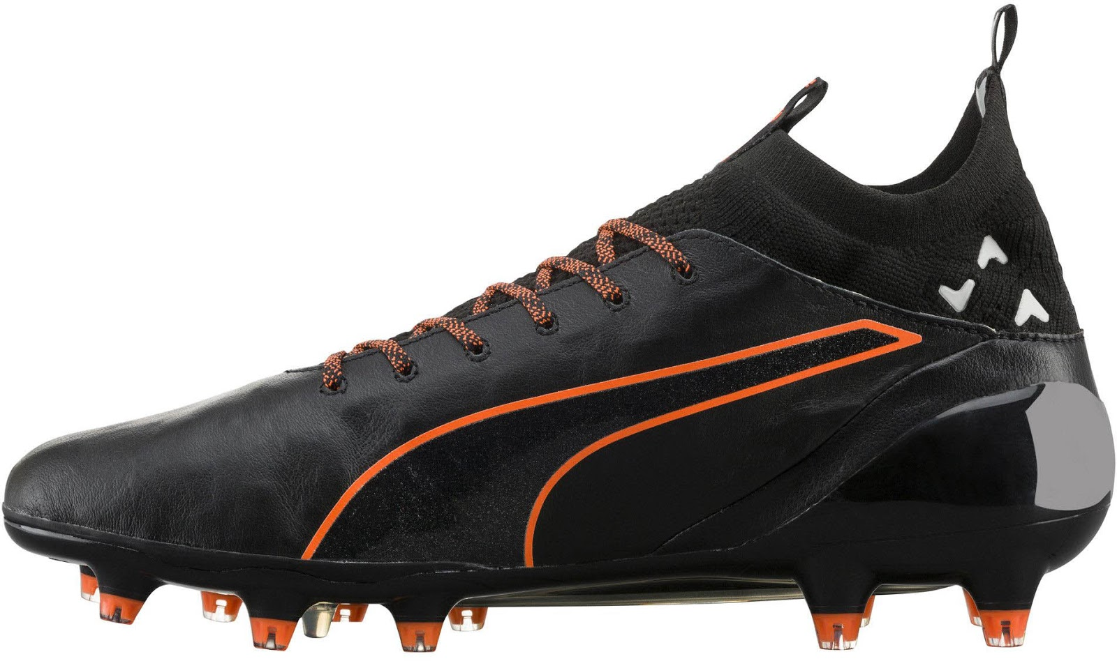 Black Orange Puma Evotouch 2016 17 Boots Released