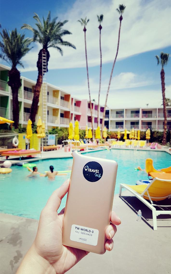 Travelwifi - portable wifi in the U.S.