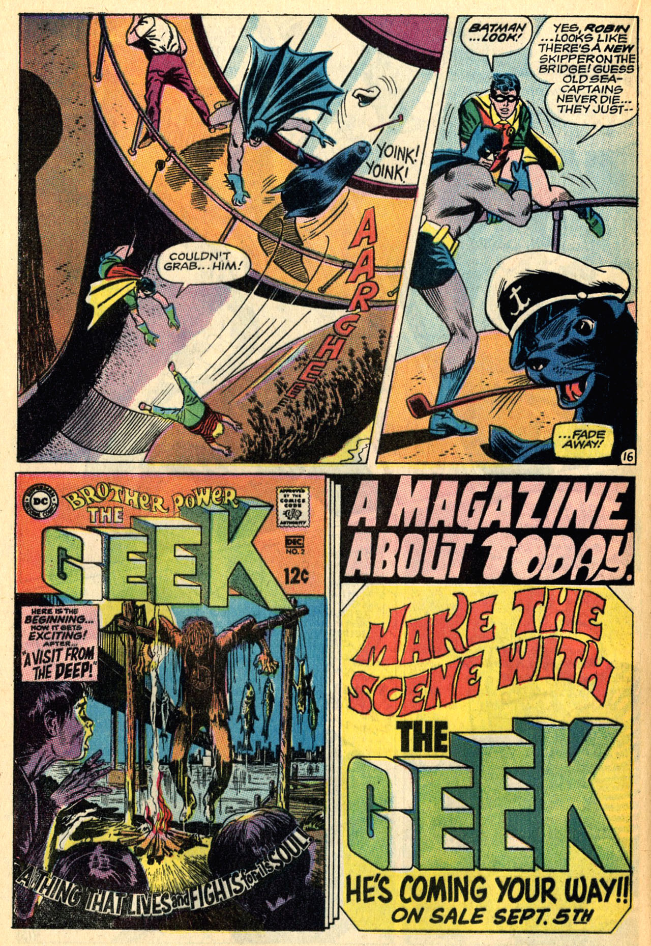 Detective Comics (1937) 381 Page 19