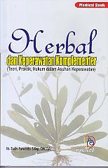 HERBAL DAN KEPERAWATAN KOMPLEMENTER NS. BUDHI PURWANTO