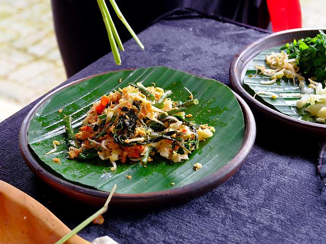 Srombotan Khas Bali