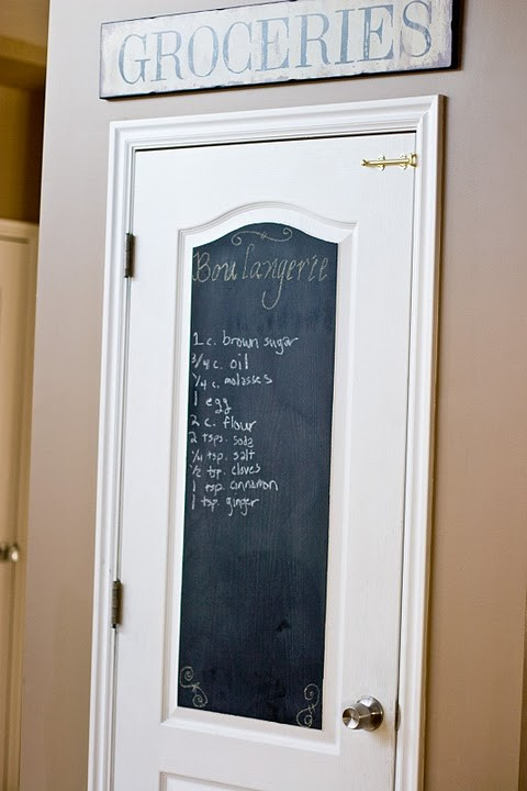 New Years Resolutions  Organizing The Kitchen Pantry