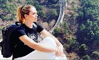 Ilary Blasi senza Francesco Totti, fuga in Cina: «Una delle 7 meraviglie del mondo!»