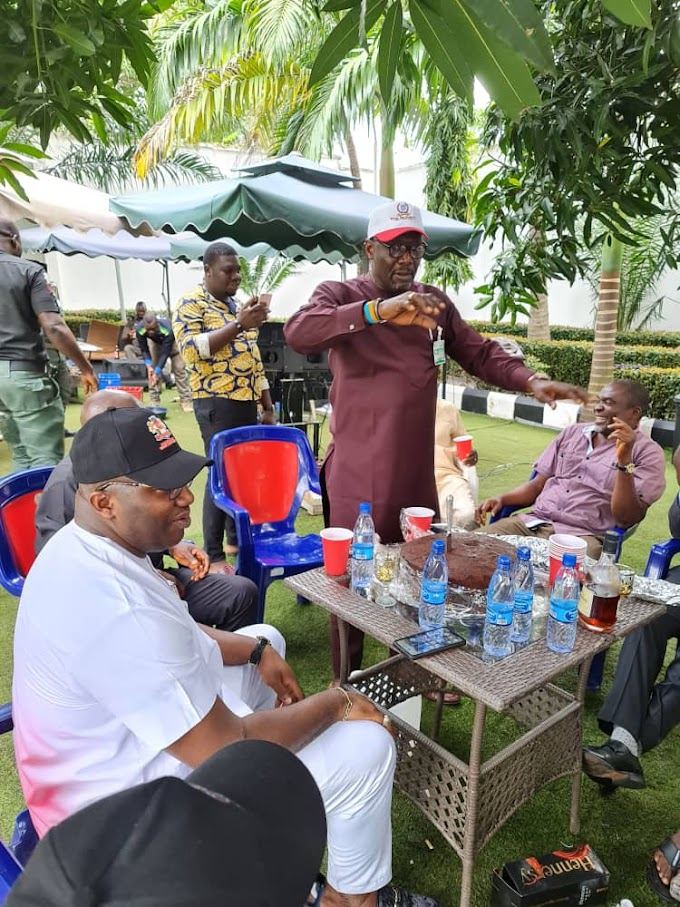 Billionaire Prince Arthur Eze Hosts Birthday Reception For Prince Olisa, As EHI Visit Prisons, IDP Camps