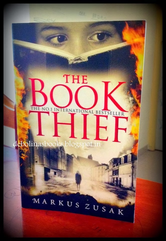 book reviews on the book thief