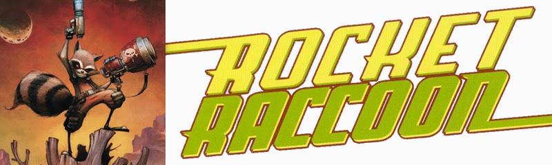 COMICS: Rocket Raccoon #1 - NO REAL PLOT