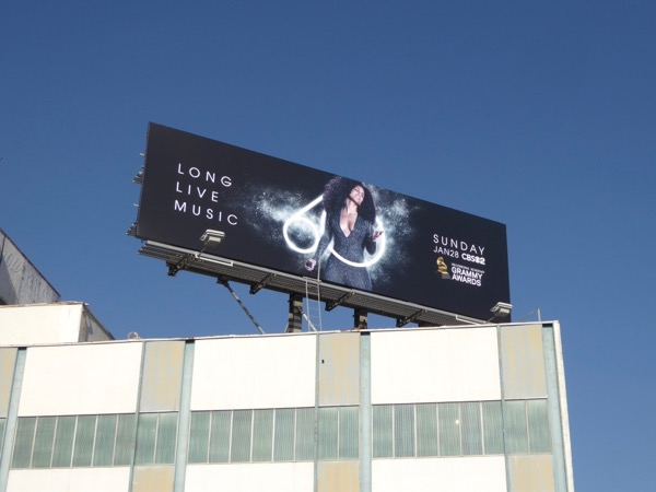 60th Grammy Awards Alicia Keys billboard