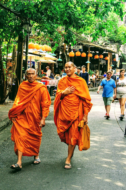 Bir Uzak Doğu Ülkesi Tayland