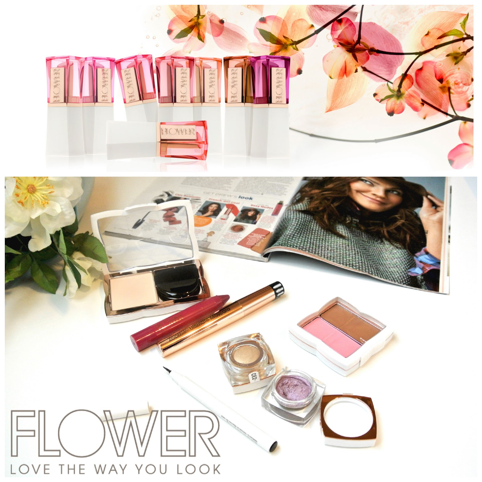 The beauty snoop walmart beauty a flower cosmetics review this izmirmasajfo