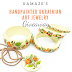 Winner of UAmaze's Handpainted Ukrainian Jewelry Set
