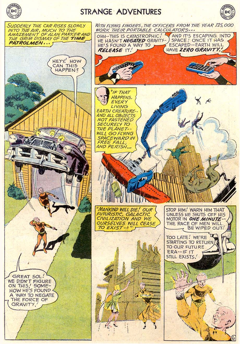 Strange Adventures (1950) issue 136 - Page 19