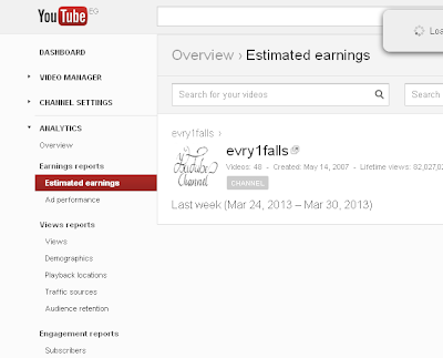 Hosted AdSense for content stopped counting earnings
