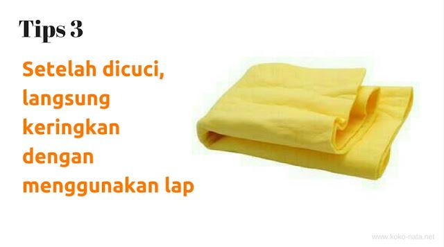 Tips 3 Merawat Cetakan Roti