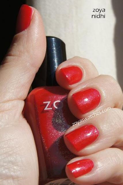 Zoya Nidhi Color Me Jules:...