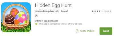 easter mobile games