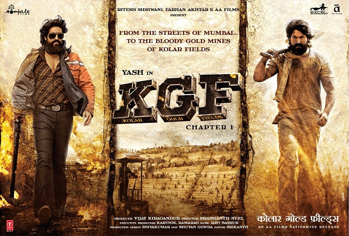 KGF Hindi Monday (4th Day) Box Office Collection, Its