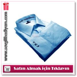 Kişiye Özel Nakışlı Gömlek & Frenzy Marka