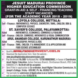 jesuit-higher-education-commission-professors-recruitment-tngovernmentjobs 1