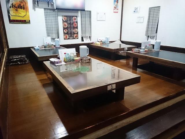 のんちゃん食堂の店内の写真