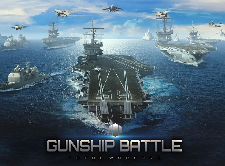 [FREE] Download Gunship Battle Total Warfare for Android