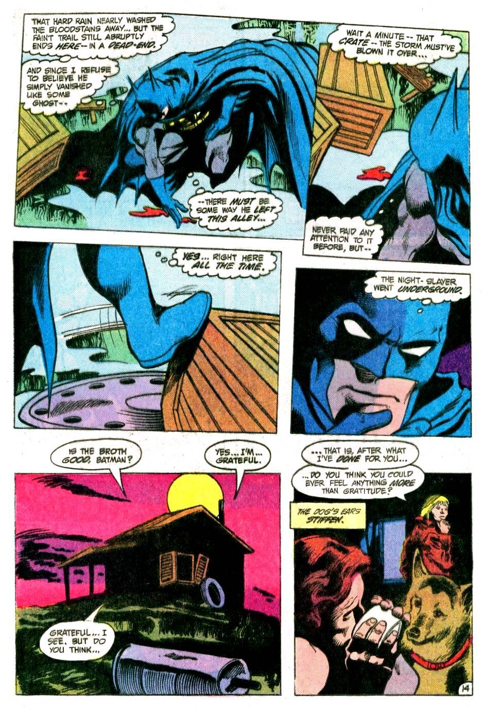 Detective Comics (1937) 545 Page 14