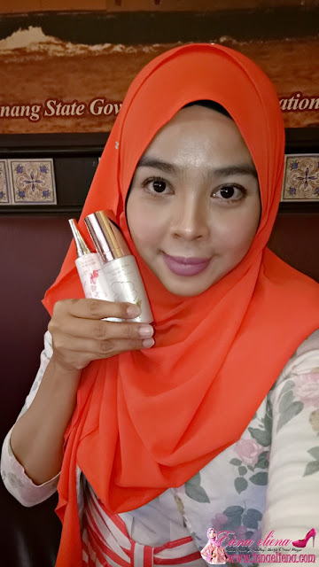 KULIT PINKISH & GLOWING DENGAN PINKISH CC CREAM DAN POLISHED PINK SECRET