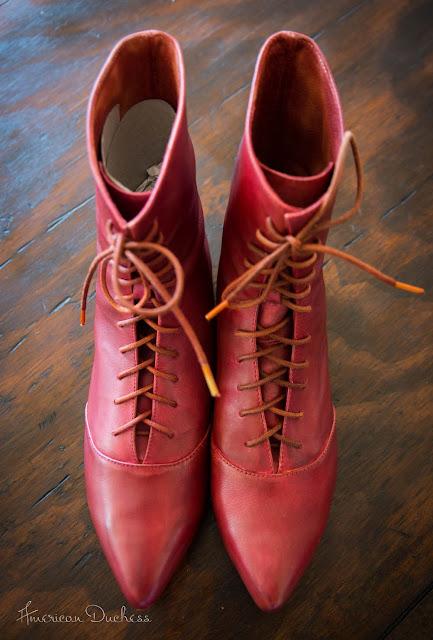 American Duchess Regency Boots
