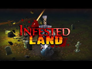Trainer Infested Land Hack v1.0 Unlimited HP, Mana and Move Speed