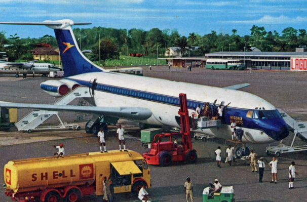 local airlines in Nigeria