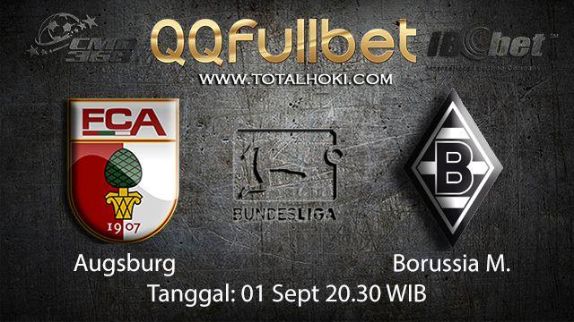 Prediksi Bola Jitu Augsburg vs Borussia Monchengladbach 1 September 2018 ( German Bundesliga )