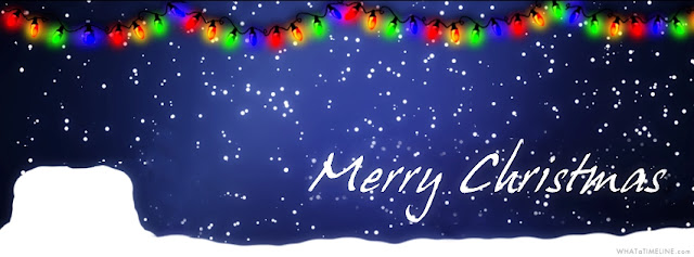 Merry Christmas Facebook Cover Pics | Happy Christmas 2015 Fb Cover Photos