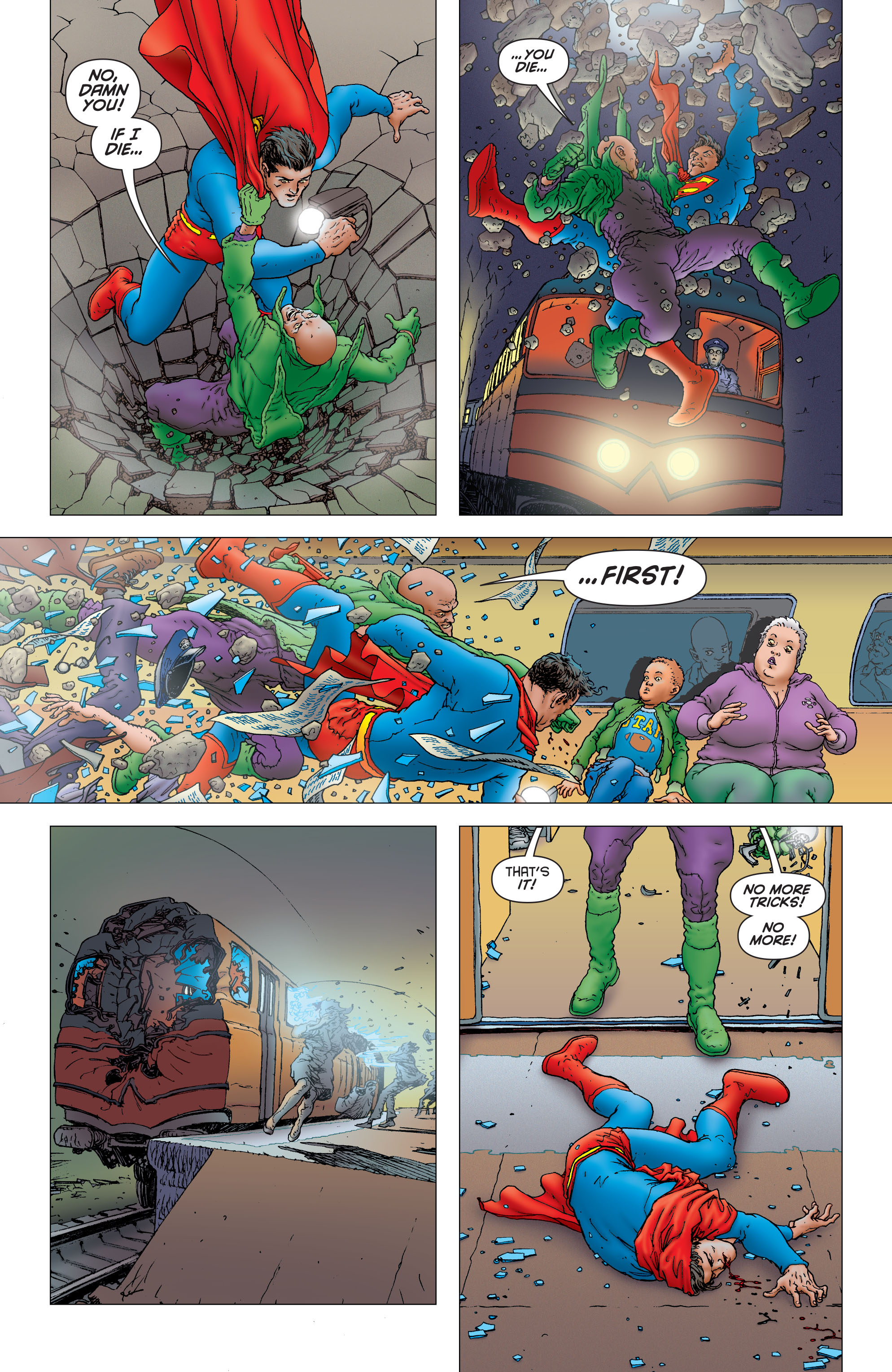 Read online All Star Superman comic -  Issue #12 - 14