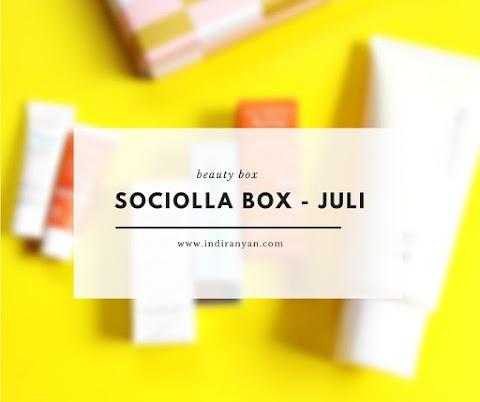 Sociolla Box - Juli 2017*