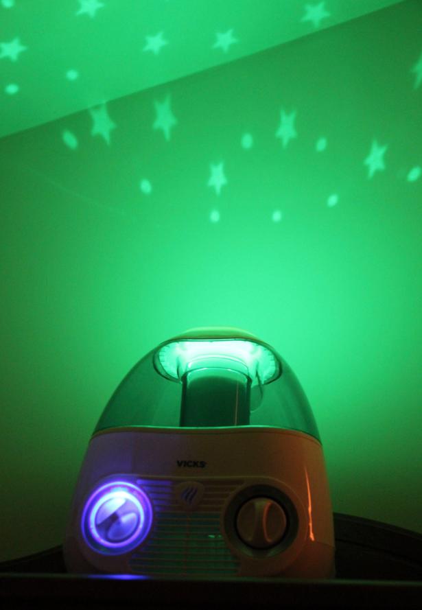 Vicks Starry Night Cool Mist Humidifier Toronto Teacher Mom