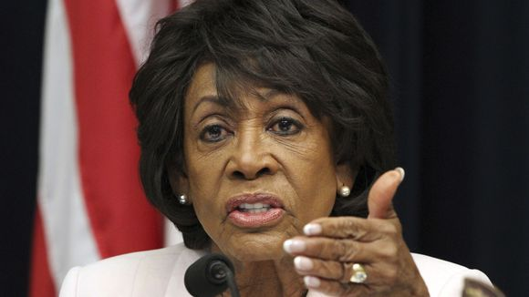 Maxine Waters confronts death threats: 'If you shoot at me, you better shoot straight'